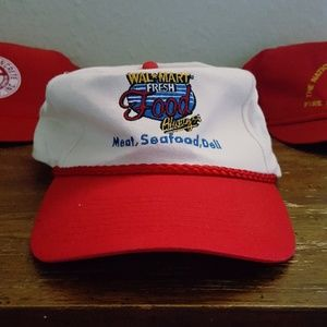 Other - Vintage Walmart Snapback Baseball Cap